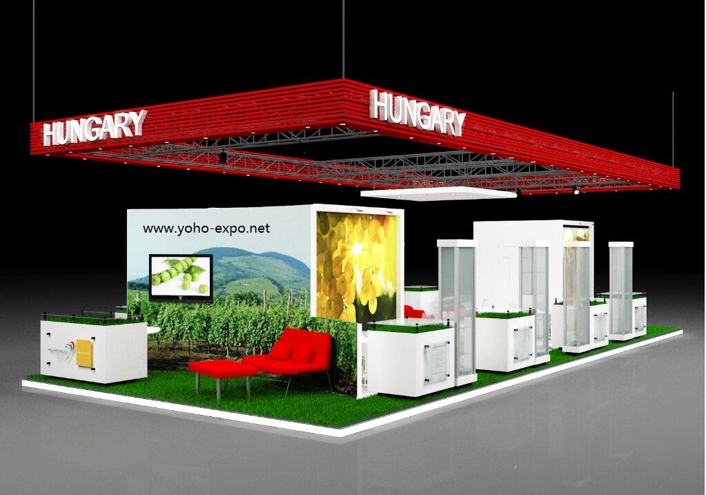 Exhibition Stand Builders In Japan : Foodex japan jma or hungary pavilion builder hungarian